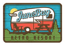 JuneBug-retro-resort-logo